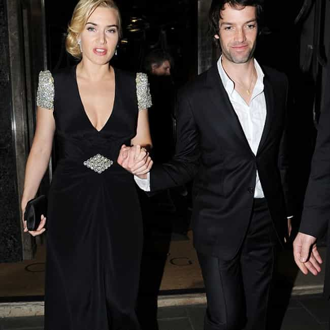 Kate Winslet and Ned Rocknroll is listed (or ranked) 1 on the list Celebrity Weddings: 2012 Famous Marriages List