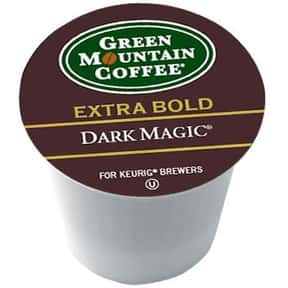 Green Mountain Dark Magic is listed (or ranked) 15 on the list The Best K-Cup Flavors