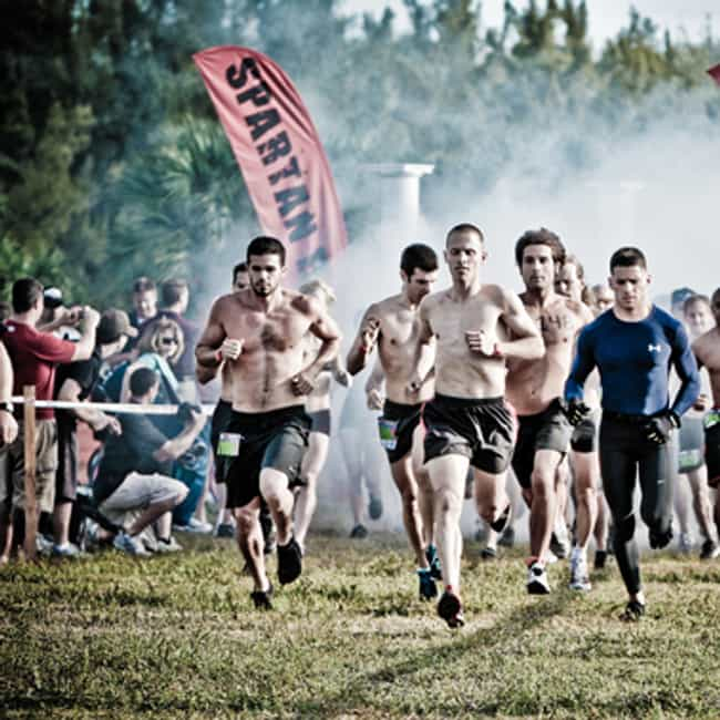 Sign Up for an Event is listed (or ranked) 4 on the list 5 Ways To Make Getting in Shape Fun