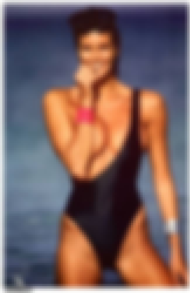 Elle Macpherson in One-shoulde... is listed (or ranked) 1 on the list Hottest Elle Macpherson Photos