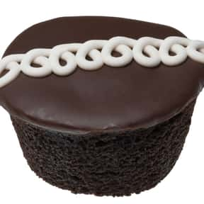 Hostess Cupcakes is listed (or ranked) 1 on the list The Best Hostess Snacks