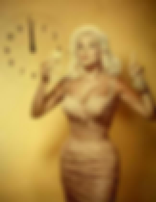 Jayne Mansfield in Gold Dress is listed (or ranked) 3 on the list The 21 Hottest Jayne Mansfield Photos