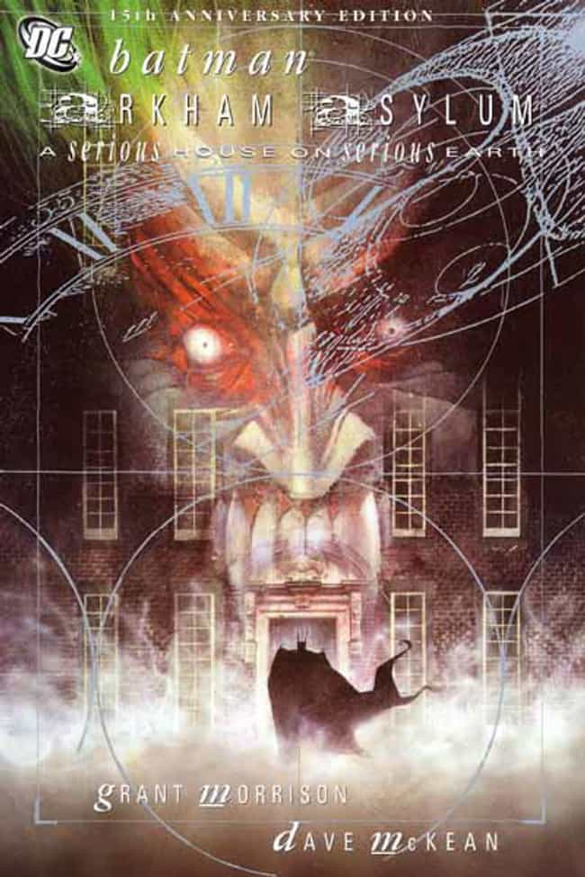 Arkham Asylum: A Serious... is listed (or ranked) 3 on the list The Best Stand-Alone & One Shot Comics Storylines