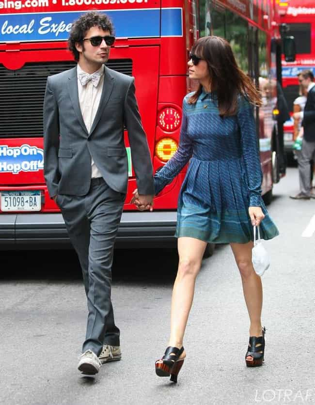 Kristen Wiig and Fabrizio More... is listed (or ranked) 1 on the list Lamest Celebrity Hipster Couples