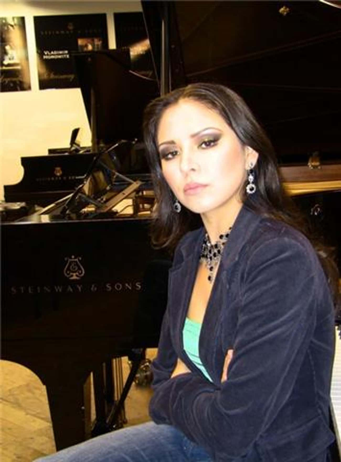 Lola Astonova is listed (or ranked) 1 on the list The Most Gorgeous Female Classical Musicians