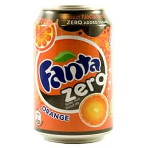 Fanta Zero is listed (or ranked) 20 on the list The Best Diet Sodas