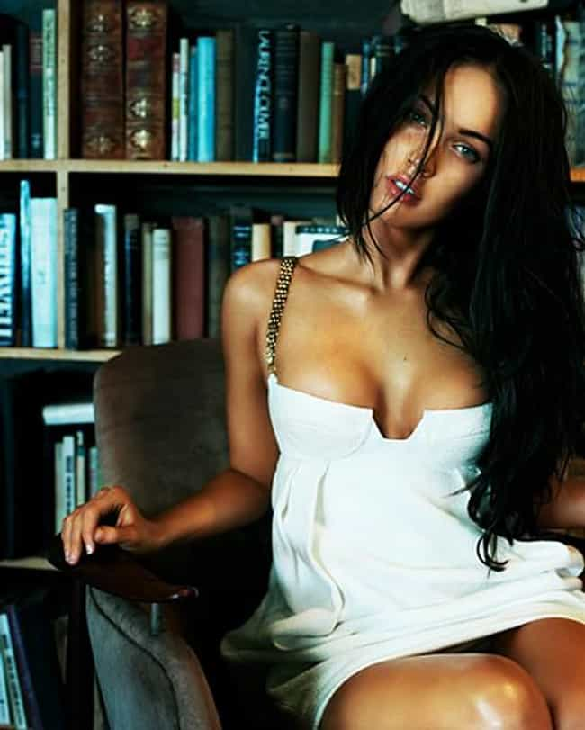 Demon Megan Fox Wants You to P... is listed (or ranked) 3 on the list The 50 Hottest Pictures of Sexy Girls Reading Books