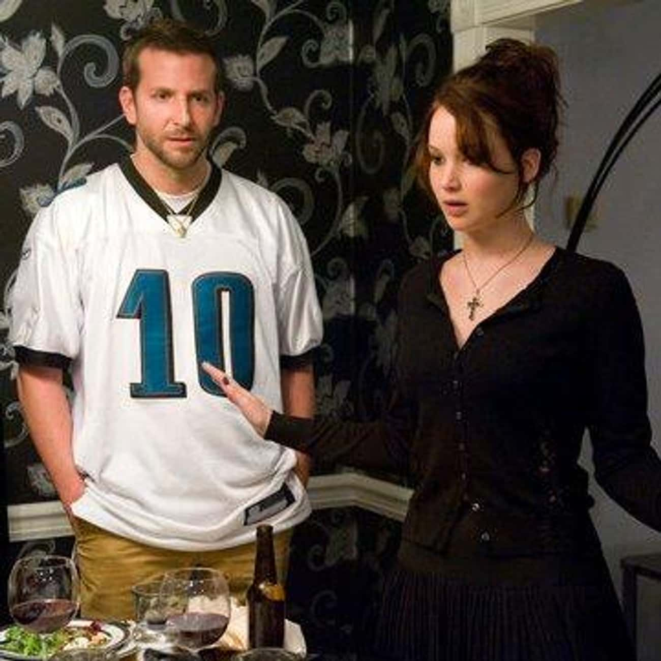 Dead Husband is listed (or ranked) 4 on the list Silver Linings Playbook Movie Quotes