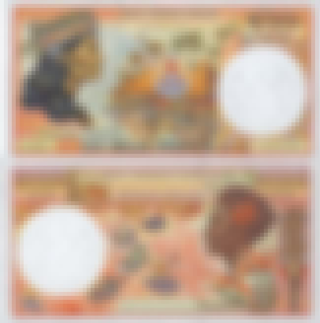 10000 French Pacific Territori... is listed (or ranked) 2 on the list The Prettiest Banknotes