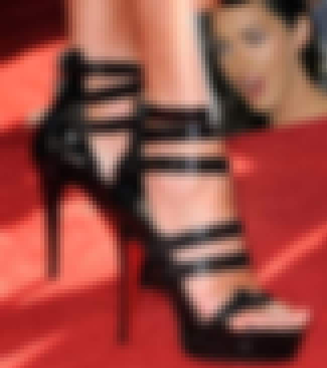Megan Fox Close up Face and Fe... is listed (or ranked) 4 on the list Megan Fox Feet Pics
