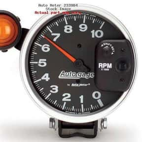 Auto Meter is listed (or ranked) 16 on the list The Best Performance Electronics Brands