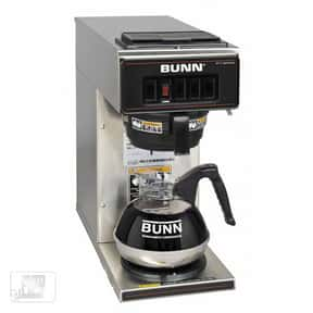 Bunn is listed (or ranked) 7 on the list The Best Coffee Maker Brands