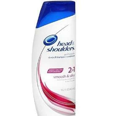 Head and Shoulders Smooth and  is listed (or ranked) 5 on the list The Best Dandruff Shampoo