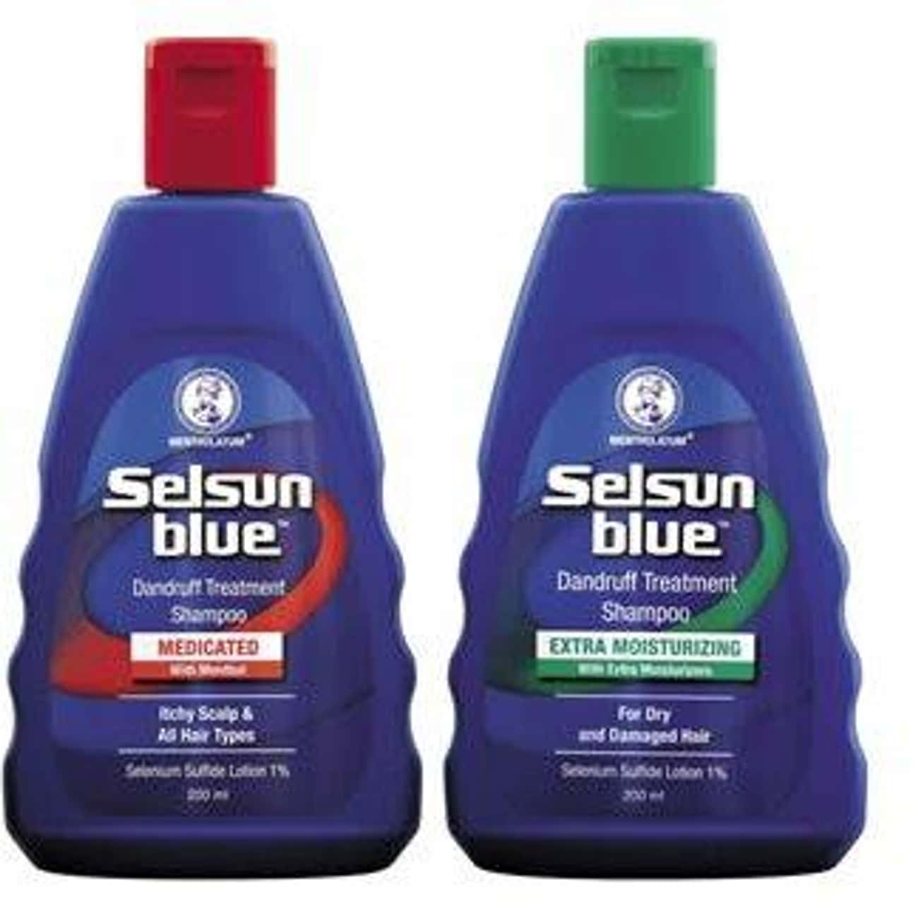 Selsun Blue Anti-Dandruff Sham is listed (or ranked) 3 on the list The Best Dandruff Shampoo