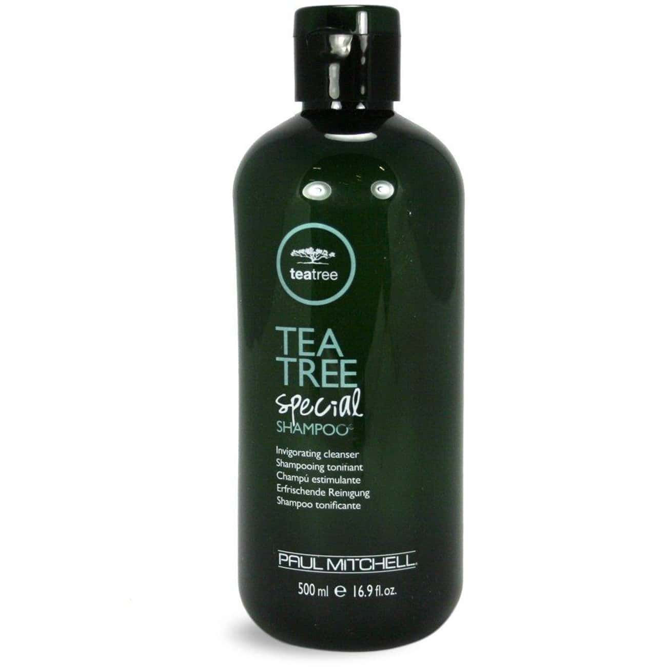 Paul Mitchell Tea Tree Special is listed (or ranked) 4 on the list The Best Dandruff Shampoo