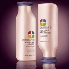 Pureology Pure Volume Shampoo is listed (or ranked) 10 on the list The Best Volumizing Shampoo