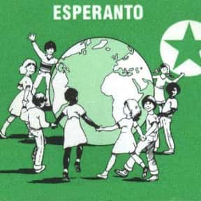 Esperanto Language is listed (or ranked) 25 on the list The Best Language to Learn