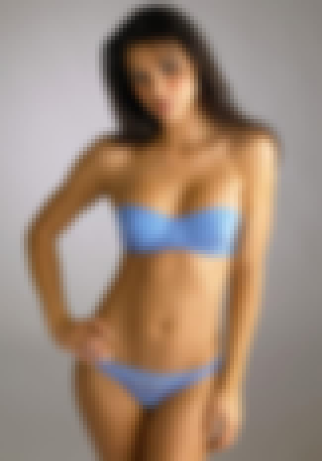 Alina Vacariu in Strapless Bra... is listed (or ranked) 1 on the list Hottest Alina Vacariu Photos