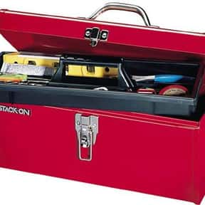 Tool Box is listed (or ranked) 10 on the list The Best Household Tools