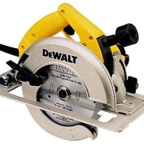 Circular Saw is listed (or ranked) 13 on the list The Best Household Tools