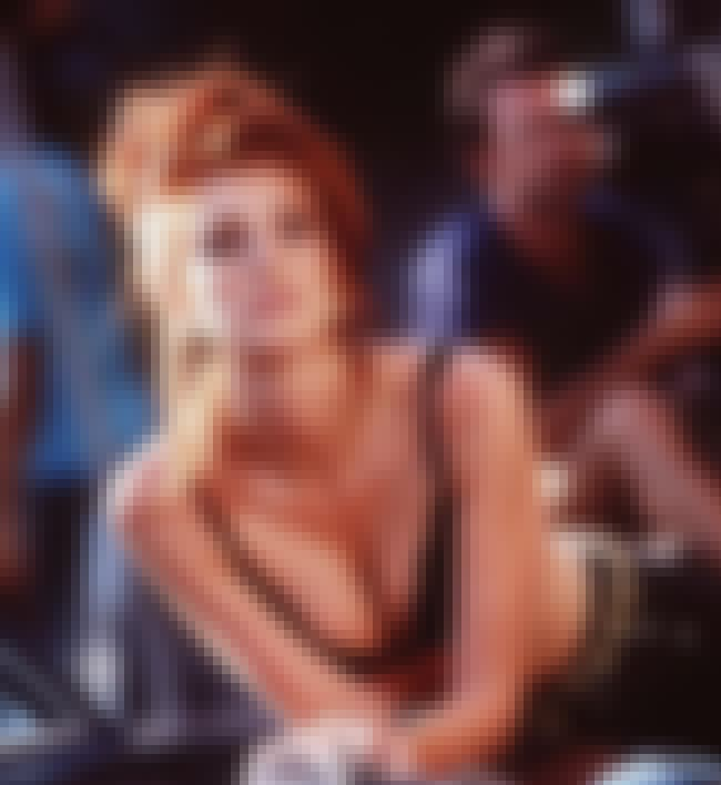 Angie Everhart in Black Brassi... is listed (or ranked) 1 on the list Hottest Angie Everhart Photos