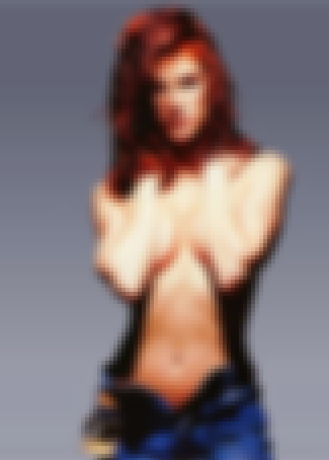 Angie Everhart in Denim Pants is listed (or ranked) 3 on the list Hottest Angie Everhart Photos