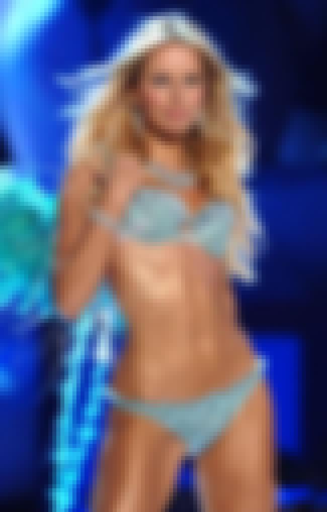 Karolina Kurkova in Blue Beade... is listed (or ranked) 3 on the list Hottest Karolina Kurkova Photos