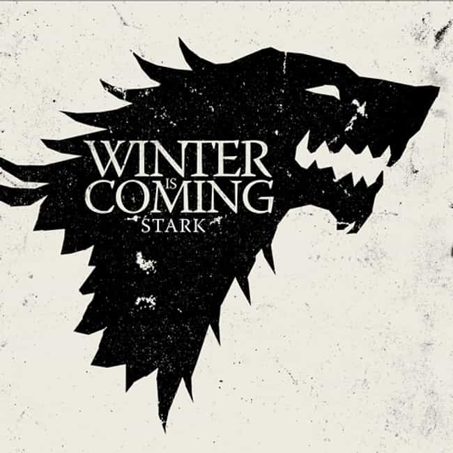 House Stark of Winterfell is listed (or ranked) 1 on the list The Best Game of Thrones Houses