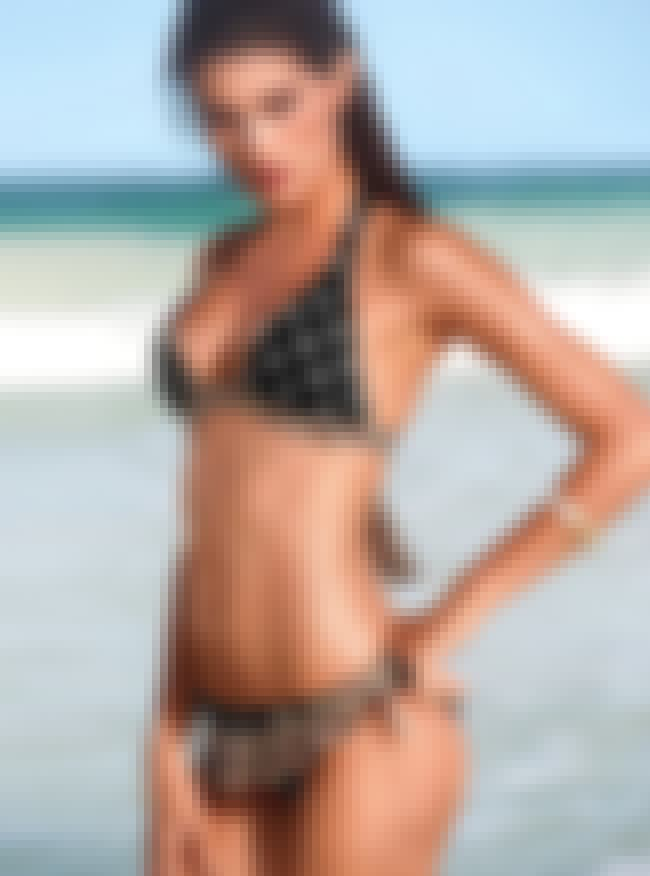 Isabeli Fontana in Polka Dot w... is listed (or ranked) 3 on the list Hottest Isabeli Fontana Photos