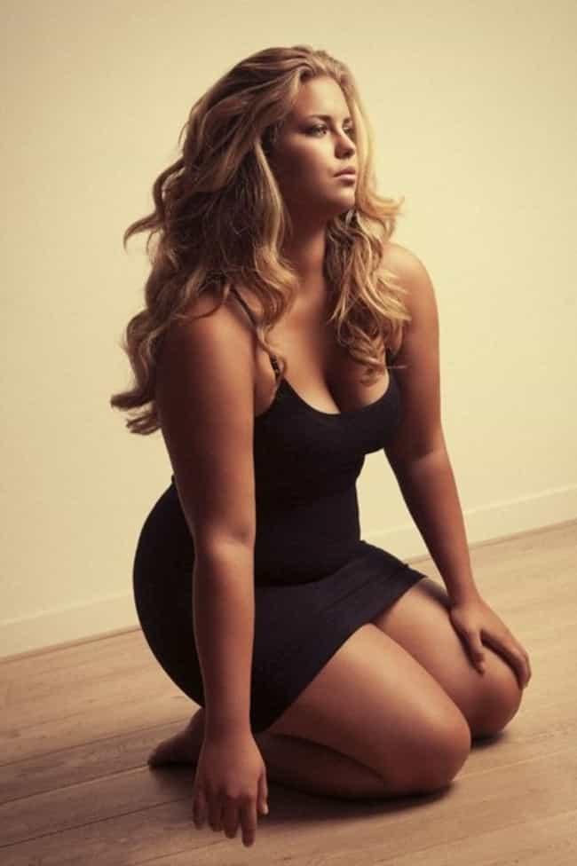 plus size models names list