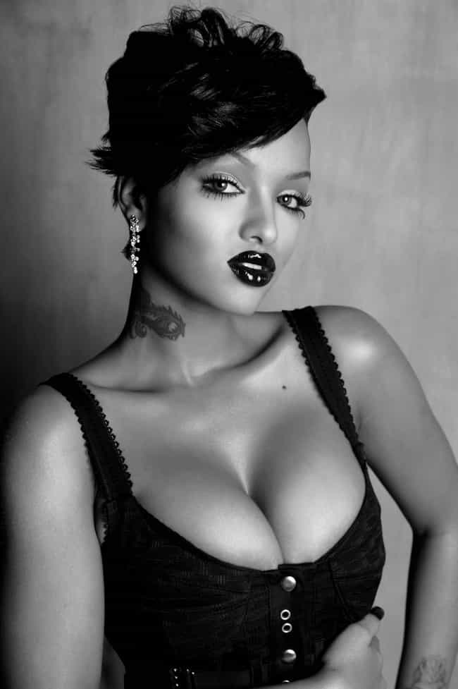 Lola Monroe is listed (or ranked) 4 on the list The Sexiest Female Rappers