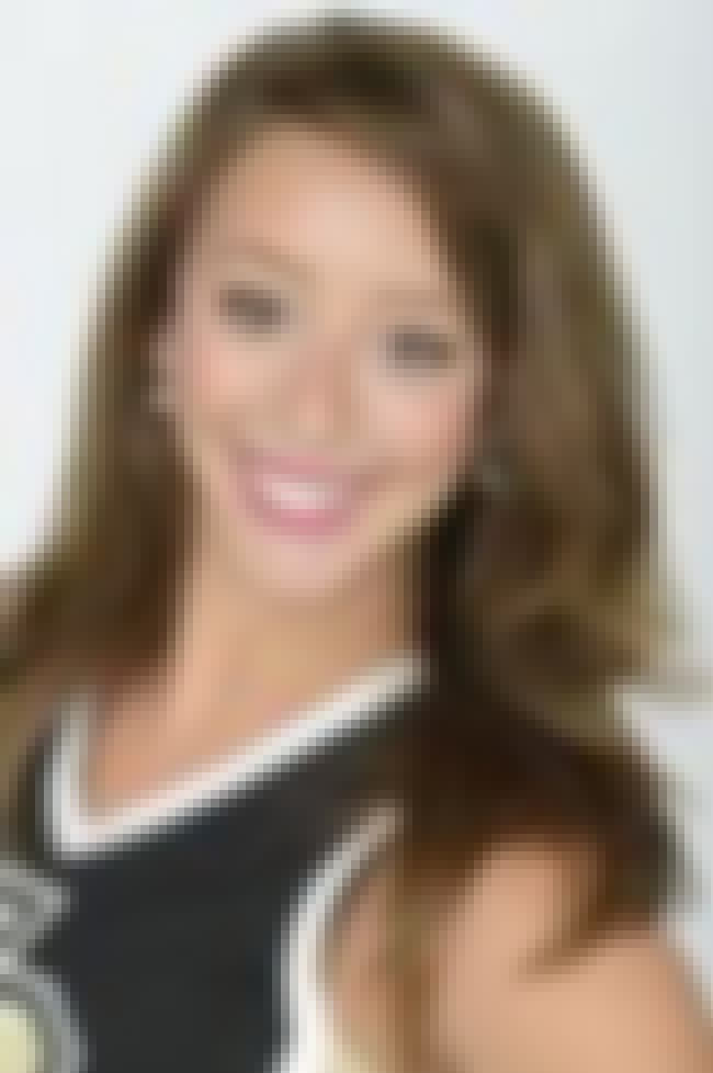 Morgan Ferrell is listed (or ranked) 3 on the list The Top 10 Cutest UCF Cheerleaders 2013