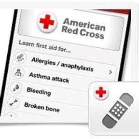 American Red Cross First Aid is listed (or ranked) 22 on the list The Best Apps for Parents