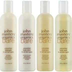 John Masters Organics is listed (or ranked) 17 on the list The Best Natural Skin Care Brands