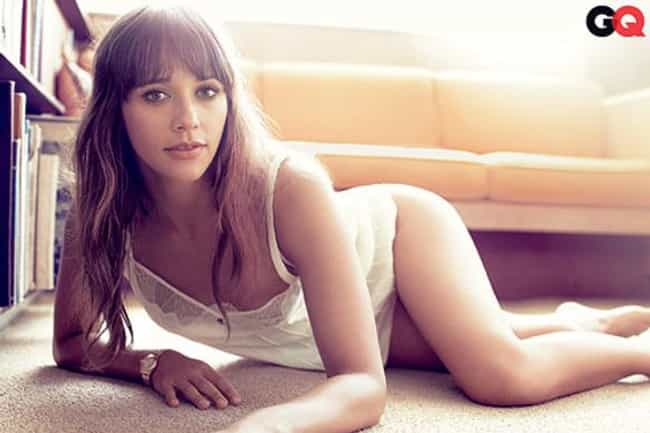 Rashida Jones Doesn't Know You... is listed (or ranked) 3 on the list The 43 Sexiest Rashida Jones Pictures