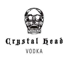 Crystal Head is listed (or ranked) 6 on the list The Best Vodka Brands