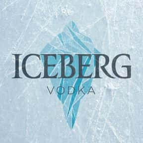 Iceberg is listed (or ranked) 18 on the list The Best Vodka Brands