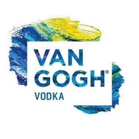 Van Gogh is listed (or ranked) 19 on the list The Best Vodka Brands