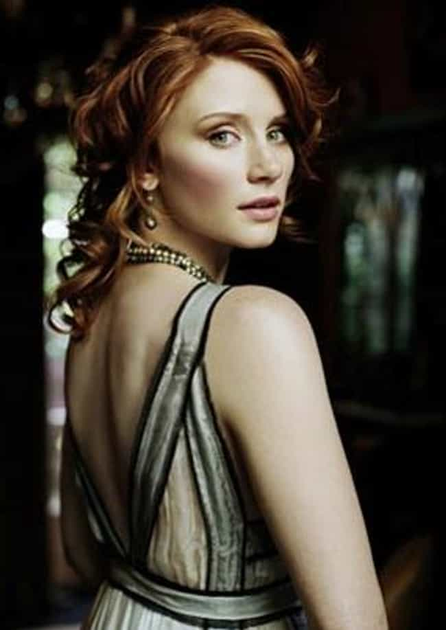 Bryce Dallas Howard Is Classie... is listed (or ranked) 2 on the list The Most Stunning Photos ofBryce Dallas Howard