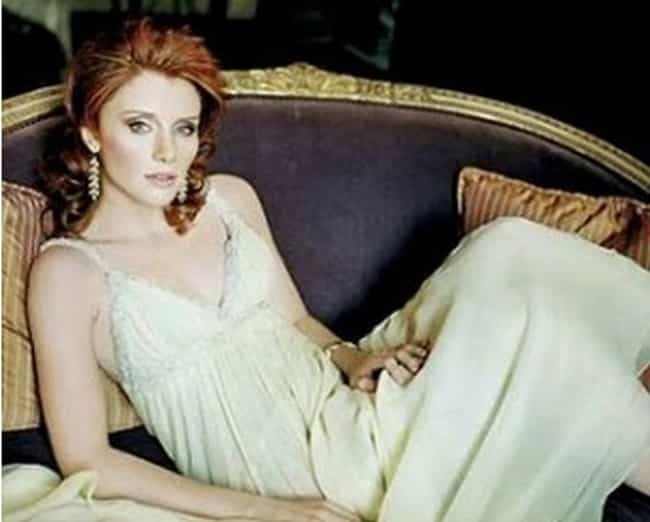 Bryce Dallas Howard Wears Whit... is listed (or ranked) 4 on the list The Most Stunning Photos ofBryce Dallas Howard