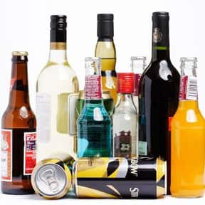 Alcohol is listed (or ranked) 15 on the list The Worst Drugs for You