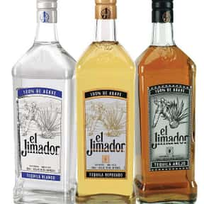 El Jimador is listed (or ranked) 15 on the list Tequila Test