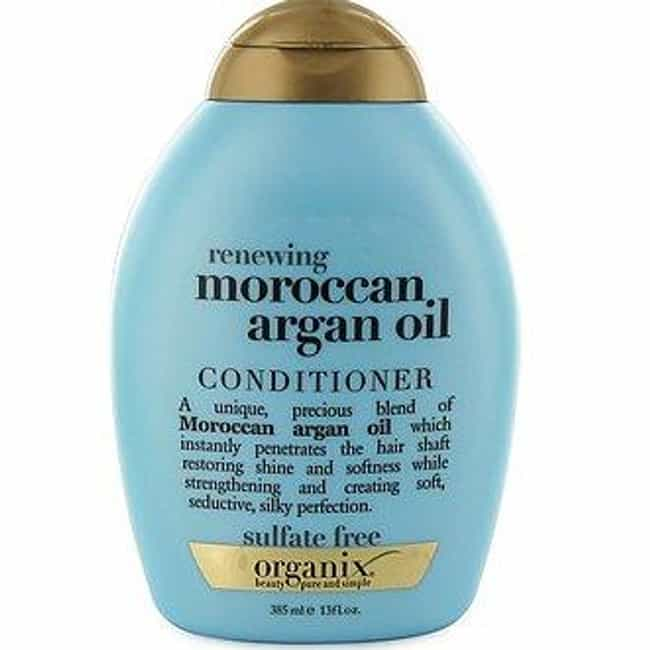 Organix Renewing Morocca... is listed (or ranked) 4 on the list The Best Conditioner for Black Hair