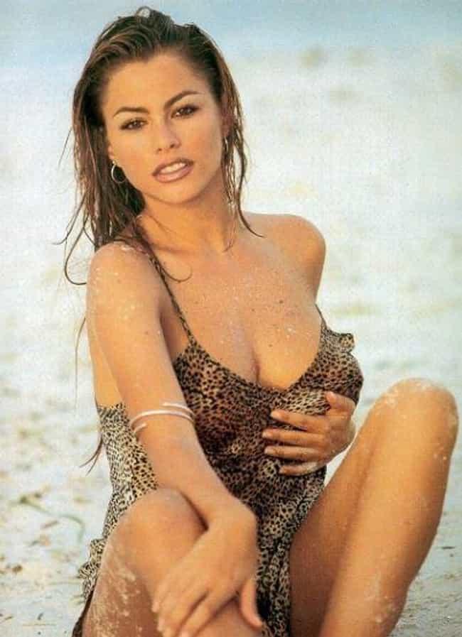 Sofia Vergara is listed (or ranked) 4 on the list Hottest Bikini Babes