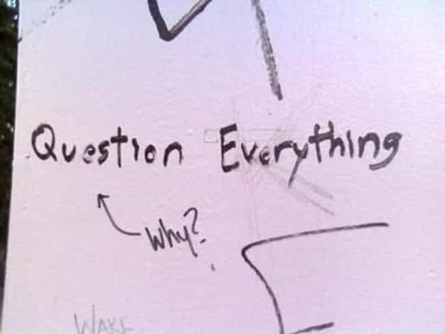 The Best Bathroom Graffiti Pictures In Internet History