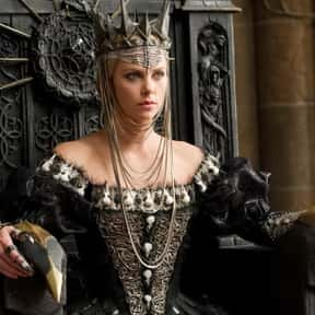 Queen Ravenna is listed (or ranked) 19 on the list The Greatest Female Villains