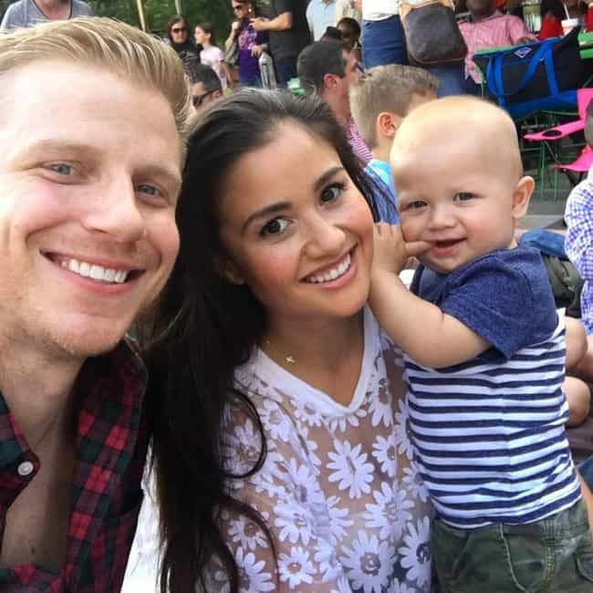 Sean Lowe & Catherin... is listed (or ranked) 4 on the list The Longest Relationships That Started on The Bachelor/ette