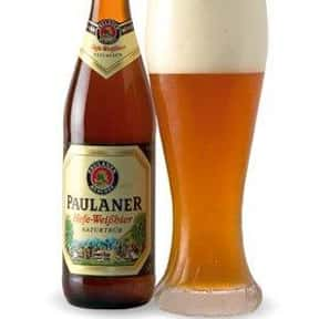Paulaner is listed (or ranked) 20 on the list The Best Beer Brands