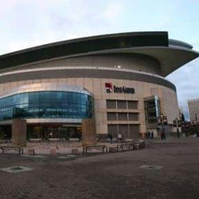 Rose Garden is listed (or ranked) 8 on the list The Best NBA Arenas