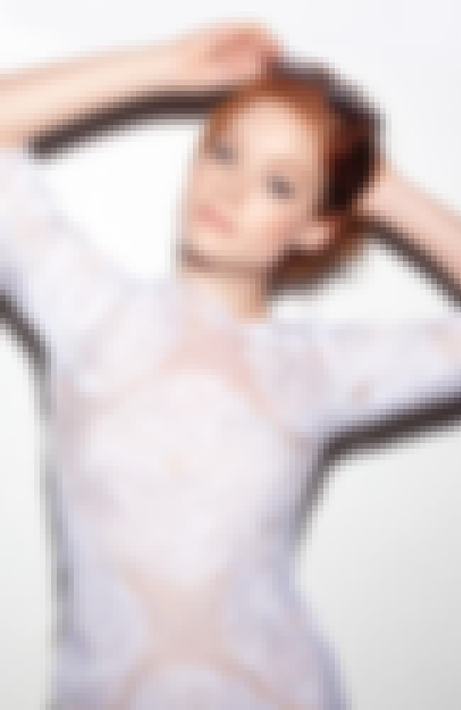 Jane Levy in White Fit Lace Ou... is listed (or ranked) 2 on the list Hottest Jane Levy Photos